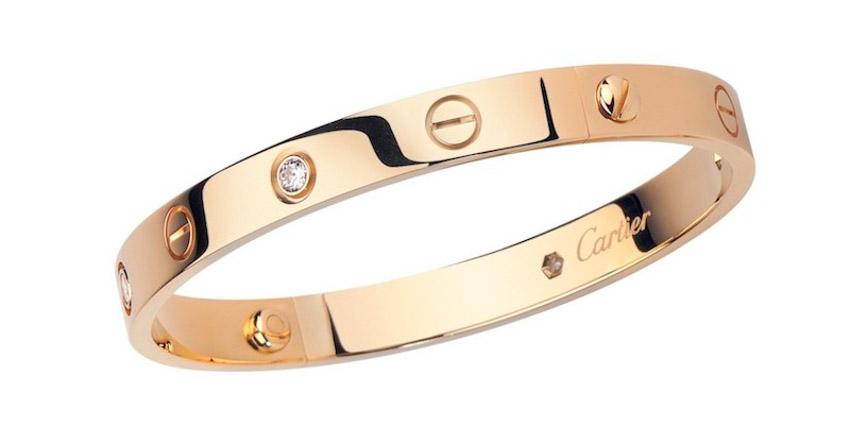 Vòng đeo tay tình yêu mang tính biểu tượng của Cartier giờ đã có dạng vòng cổ-1