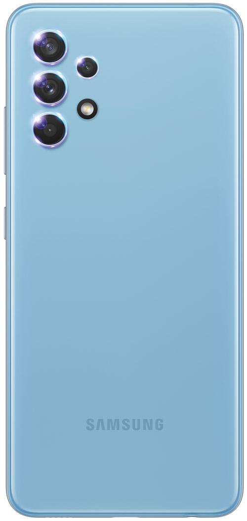 Samsung ra mắt Galaxy A32 – phiên bản đầu tiên của dòng Galaxy A 2021-04