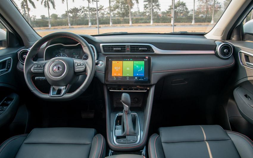 Ra mắt MG ZS Smart Up STD+ giá 519 triệu đồng-5