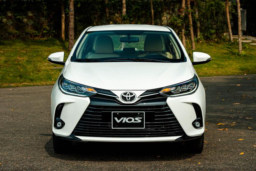 Triển lãm giới thiệu các mẫu xe Toyota Vios phiên bản mới sắp diễn ra tại TP. Hồ Chí Minh-1