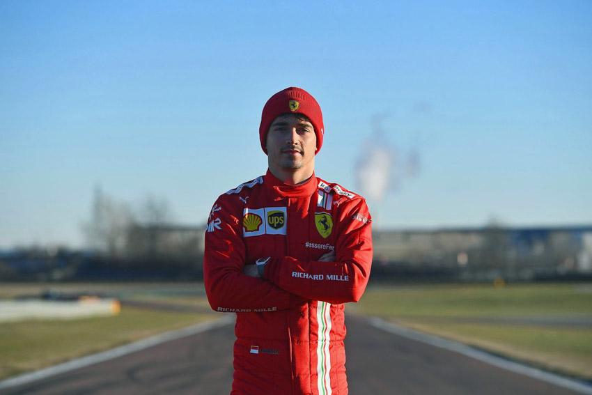 Richard Mille và Ferrari bắt tay trên đường đua F1-3
