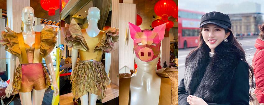 Trường Thời trang và Thiết kế MDIS ra mắt bộ sưu tập thời trang kết hợp giữa phương Tây và phương Đông - 2