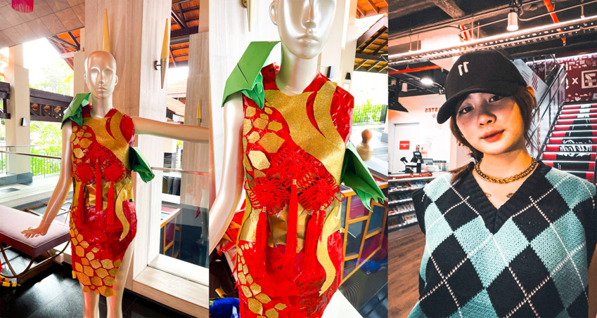 Trường Thời trang và Thiết kế MDIS ra mắt bộ sưu tập thời trang kết hợp giữa phương Tây và phương Đông - 3