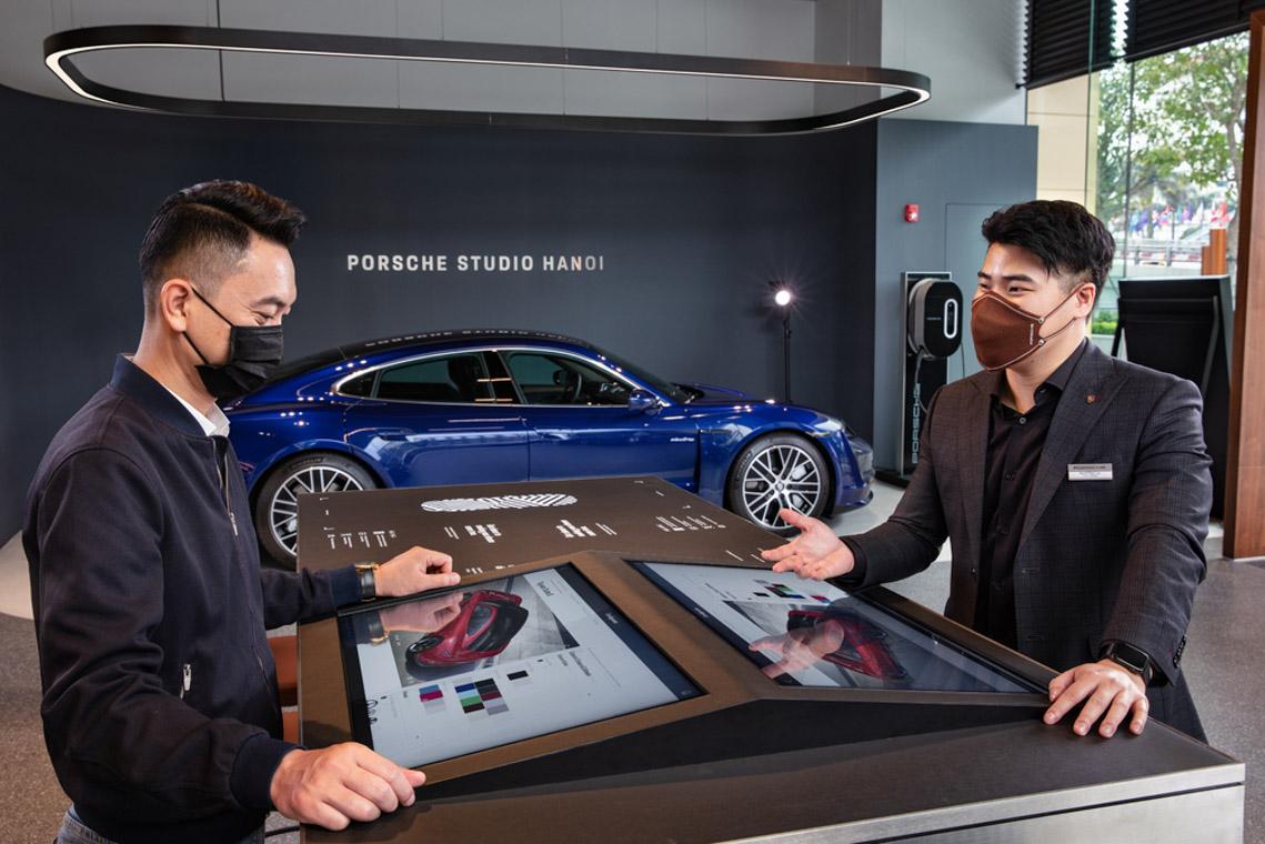 Porsche Studio chính thức ra mắt tại Hà Nội- 4