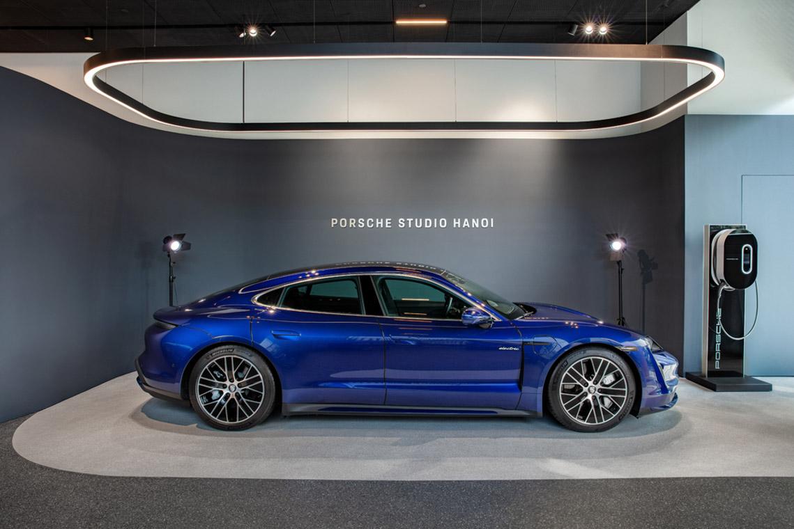 Porsche Studio chính thức ra mắt tại Hà Nội - 5
