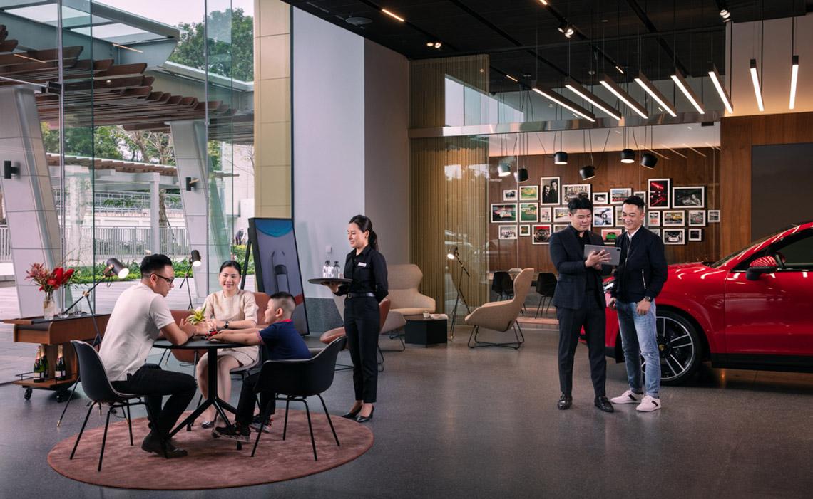 Porsche Studio chính thức ra mắt tại Hà Nội-6