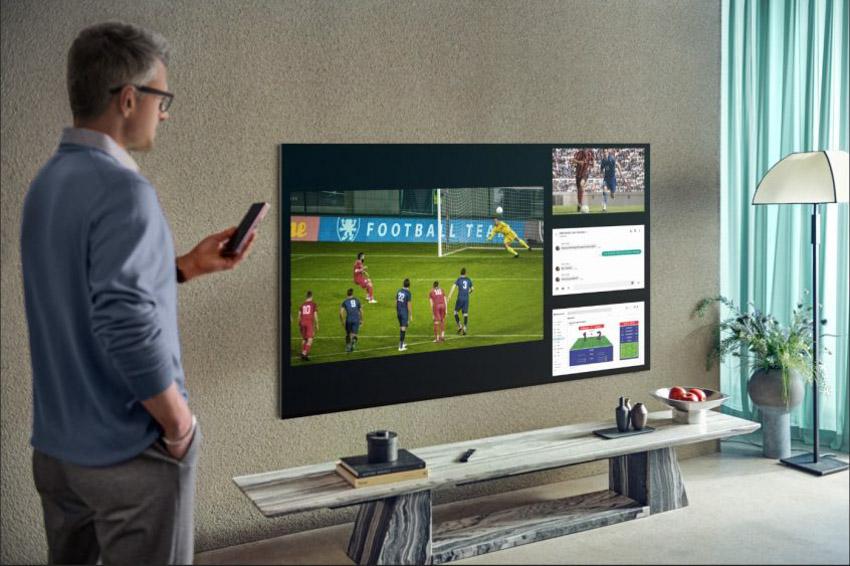 Samsung ra mắt dòng sản phẩm TV Neo QLED 2021 tại Việt Nam - 10