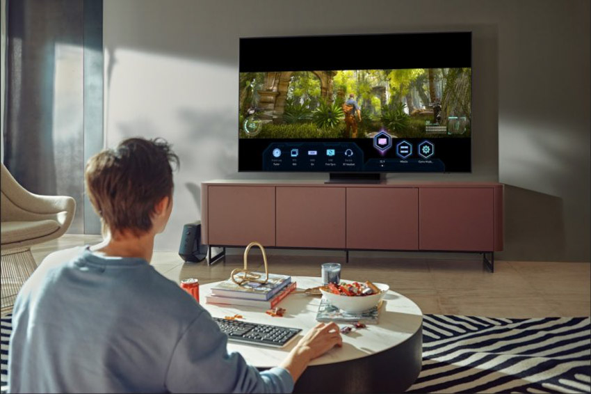 Samsung ra mắt dòng sản phẩm TV Neo QLED 2021 tại Việt Nam- 11