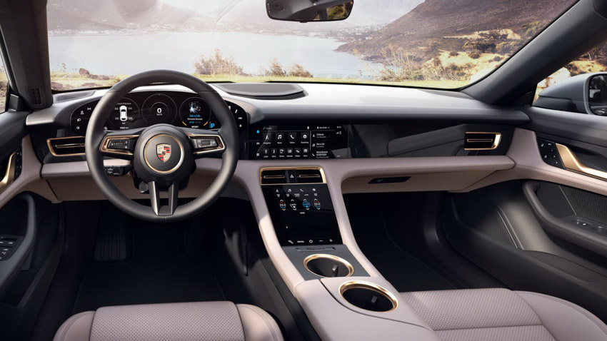 Taycan Cross Turismo - chiếc xe điện thể thao tiếp theo của Porsche-14