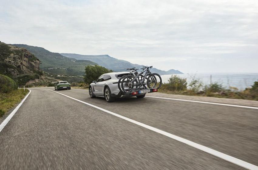 Taycan Cross Turismo - chiếc xe điện thể thao tiếp theo của Porsche-16