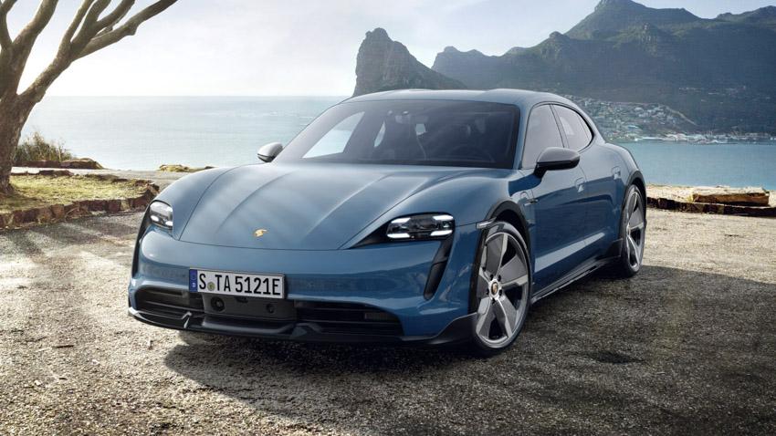 Taycan Cross Turismo - chiếc xe điện thể thao tiếp theo của Porsche-21