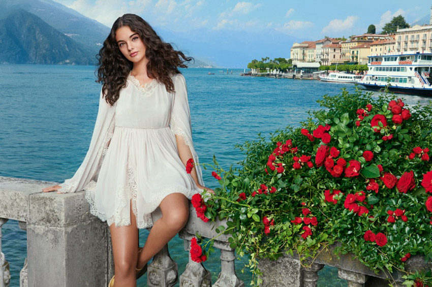 Dolce Rose, hương Eau de Toilette mới từ vườn hoa nhà Dolce & Gabbana - 3