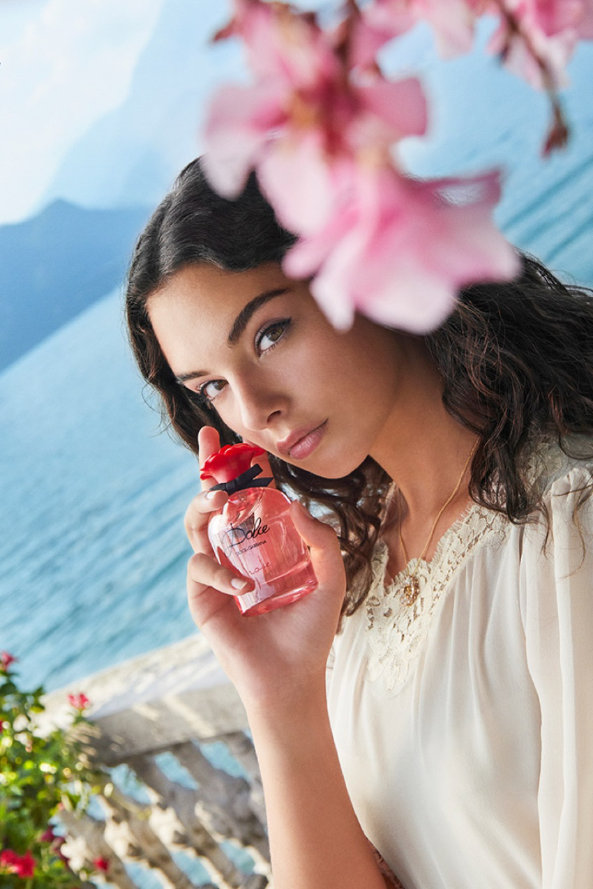 Dolce Rose, hương Eau de Toilette mới từ vườn hoa nhà Dolce & Gabbana - 5
