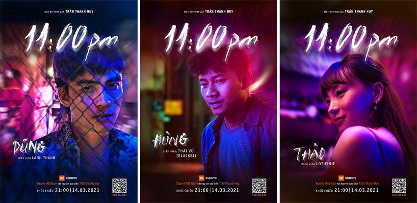 """Xiaomi cùng đạo diễn phim """"Ròm"""" ra mắt phim ngắn """"11:00pm"""" - 7"""