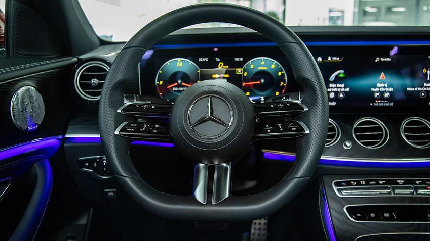 Mercedes-Benz E-Class 2021 có giá từ 2,31 tỉ đồng tại Việt Nam-21