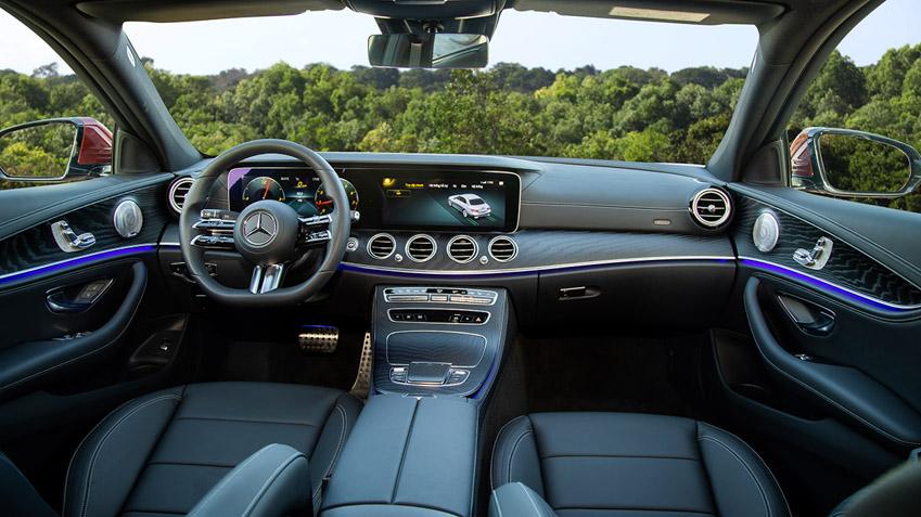 Mercedes-Benz E-Class 2021 có giá từ 2,31 tỉ đồng tại Việt Nam-30