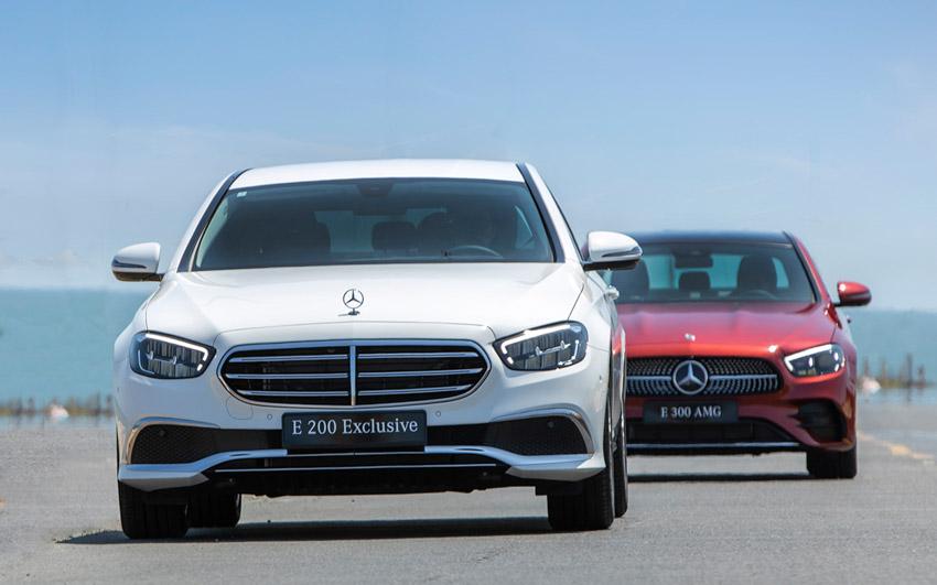 Mercedes-Benz E-Class 2021 có giá từ 2,31 tỉ đồng tại Việt Nam-5