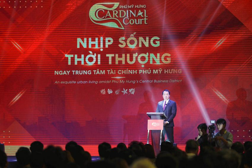 Phú Mỹ Hưng giới thiệu dự án cao cấp đầu tiên Cardinal Court đạt chứng chỉ edge quốc tế - 2