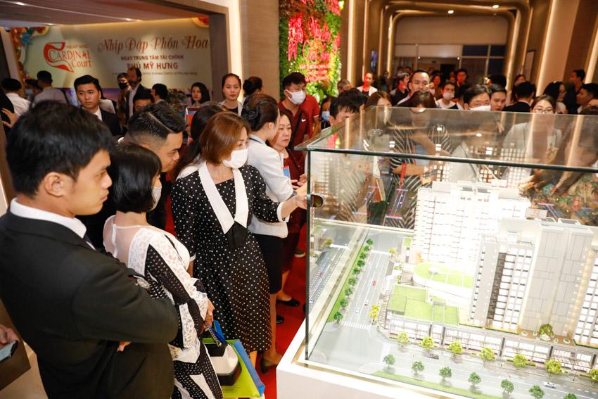 Phú Mỹ Hưng giới thiệu dự án cao cấp đầu tiên Cardinal Court đạt chứng chỉ edge quốc tế - 4
