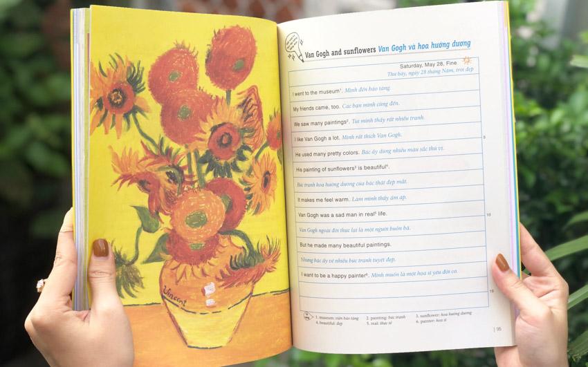 Khám phá bộ giáo trình viết nhật ký bằng tiếng Anh dành cho trẻ - 3