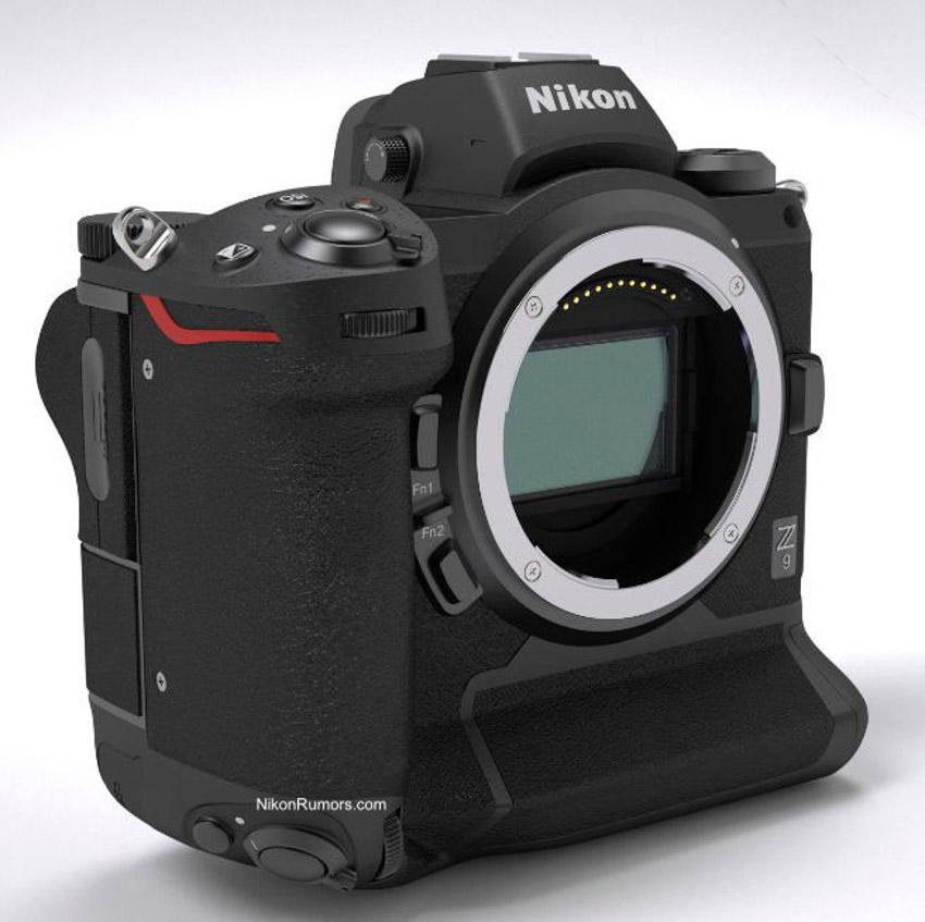 Nikon xác nhận đang phát triển máy ảnh full-frame cao cấp Z9 - 2