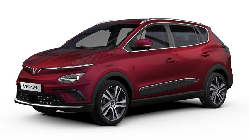 Vinfast mở bán mẫu ô tô điện đầu tiên với mức giá 690 triệu đồng-7