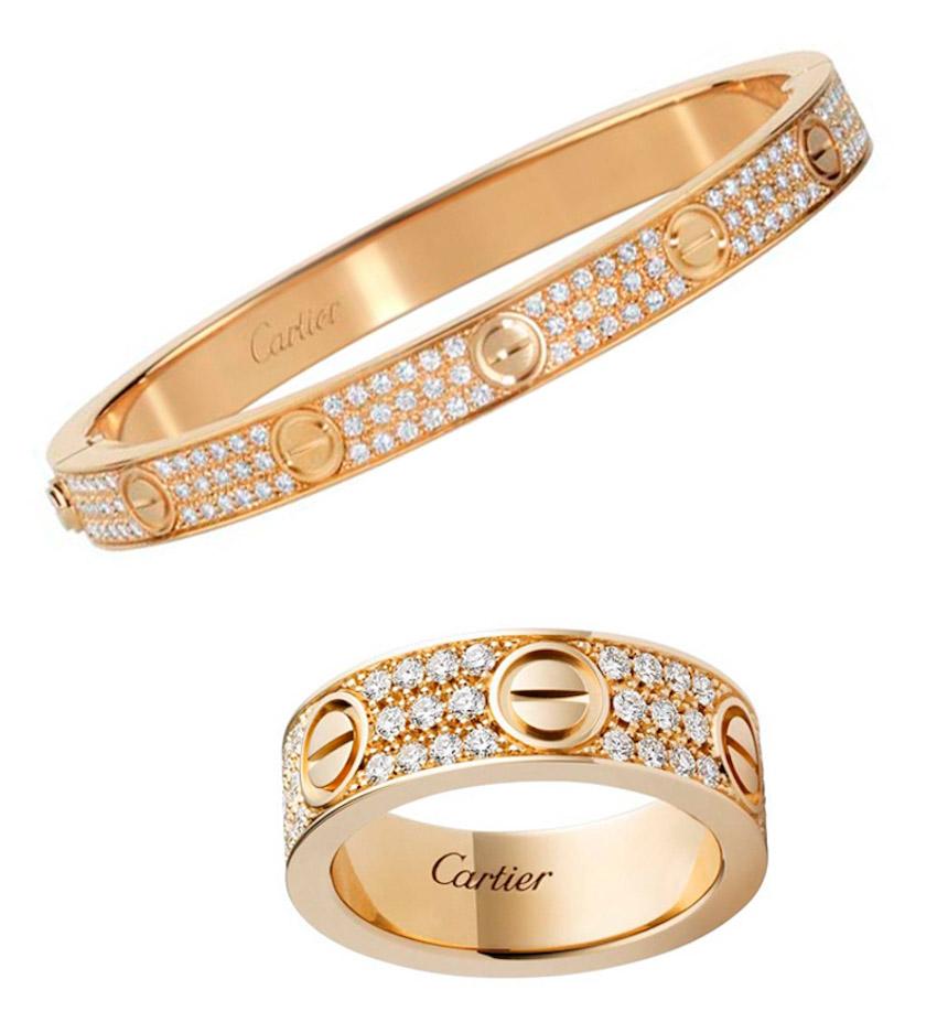 Vòng đeo tay tình yêu mang tính biểu tượng của Cartier giờ đã có dạng vòng cổ-3