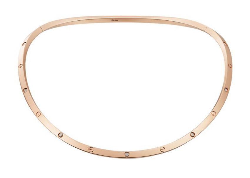 Vòng đeo tay tình yêu mang tính biểu tượng của Cartier giờ đã có dạng vòng cổ-4