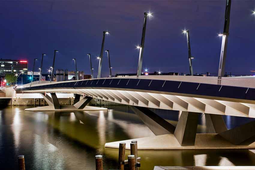 Hamburg, thành phố cầu xinh đẹp - 2