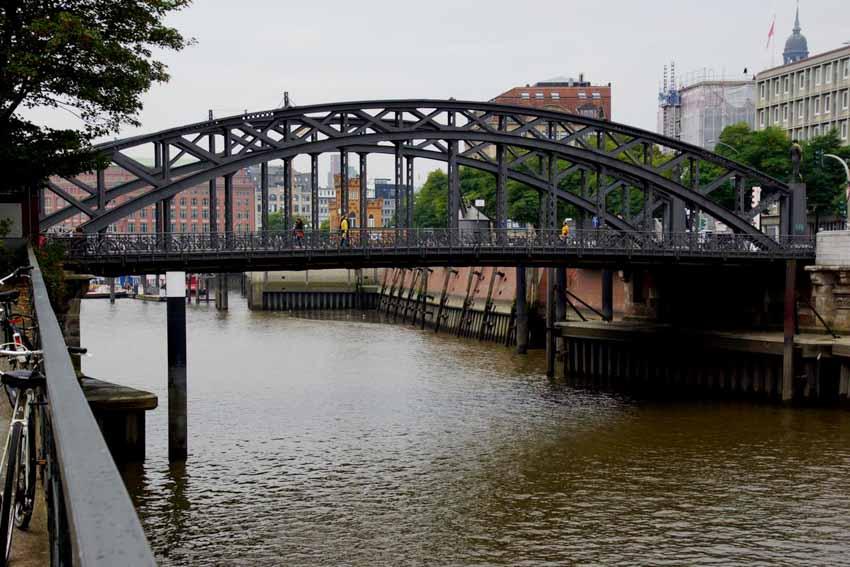 Hamburg, thành phố cầu xinh đẹp - 4