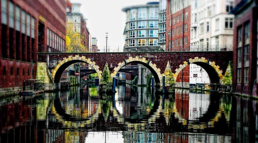Hamburg, thành phố cầu xinh đẹp - 8