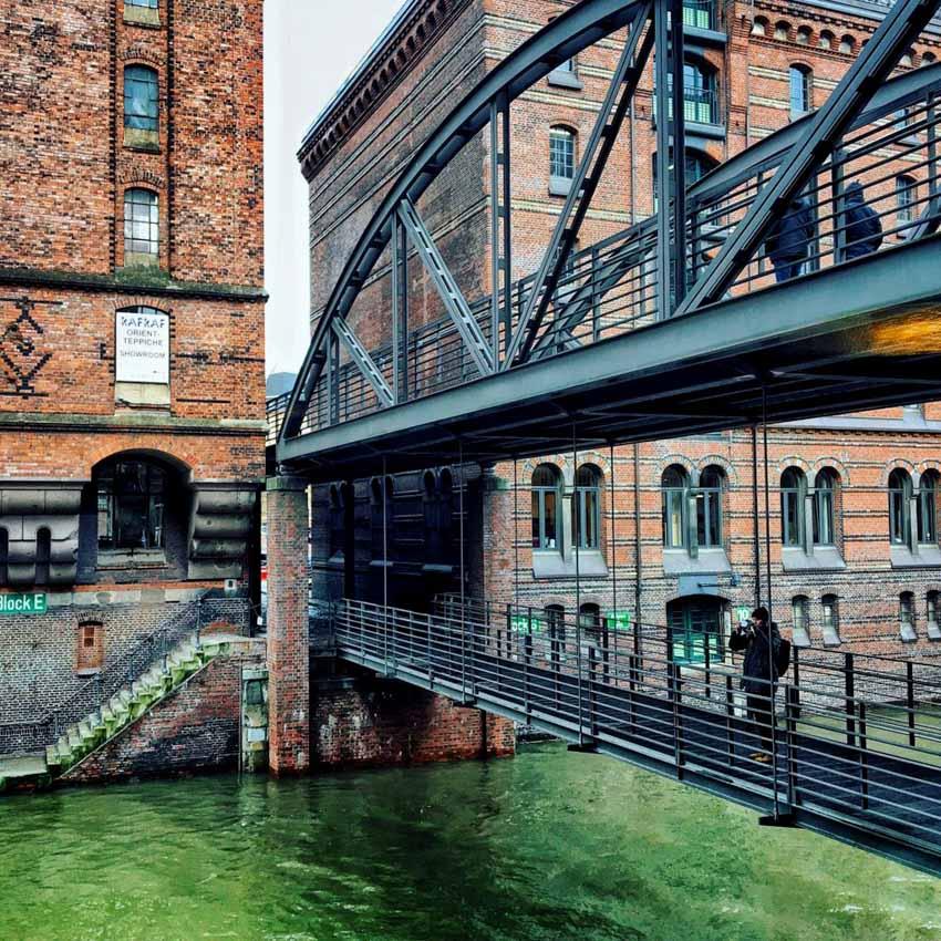 Hamburg, thành phố cầu xinh đẹp - 10