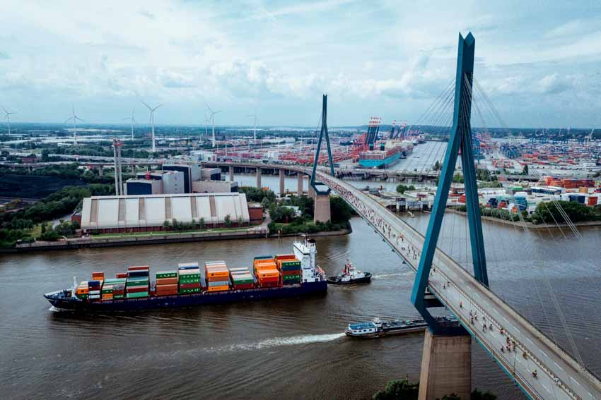 Hamburg, thành phố cầu xinh đẹp - 11