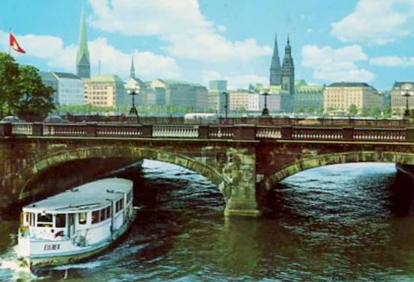 Hamburg, thành phố cầu xinh đẹp - 15