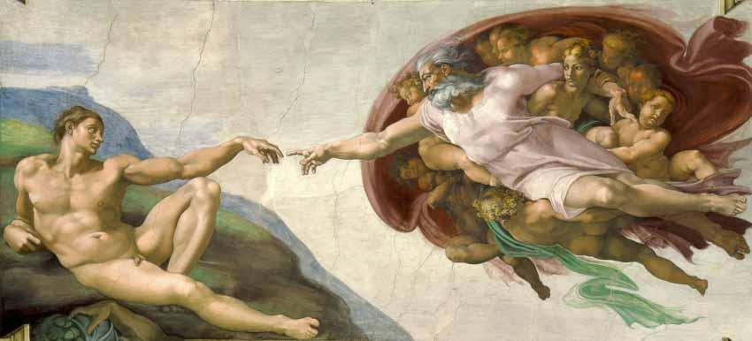 Những kiệt tác mỹ thuật của Michelangelo - 1