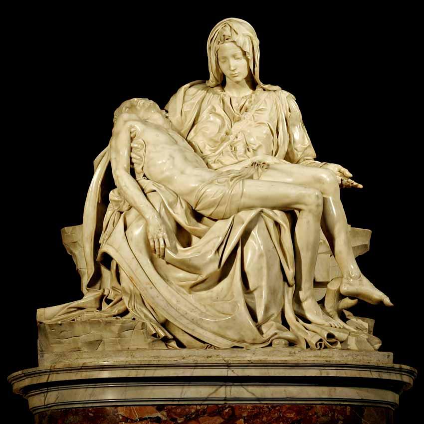 Những kiệt tác mỹ thuật của Michelangelo - 5