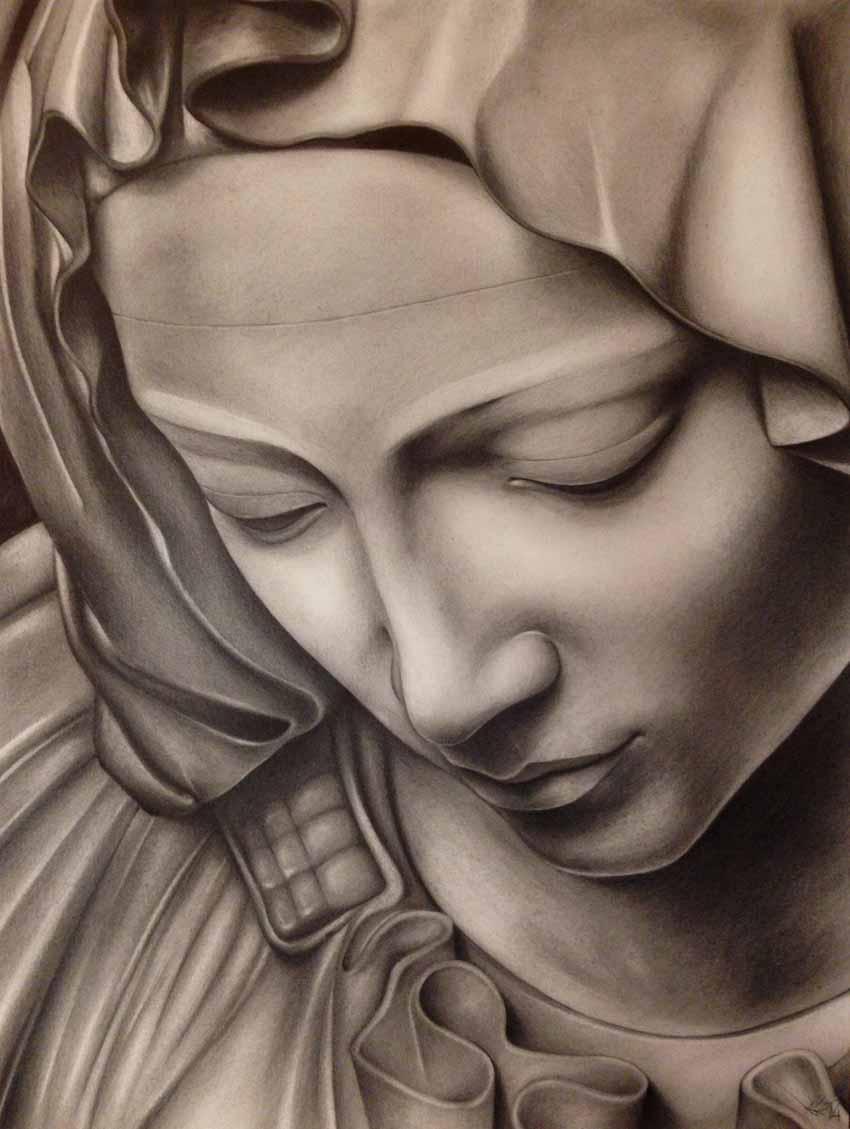 Những kiệt tác mỹ thuật của Michelangelo - 6