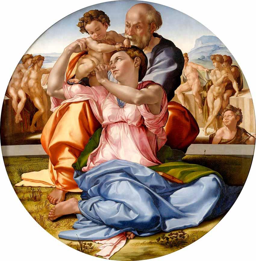 Những kiệt tác mỹ thuật của Michelangelo - 10