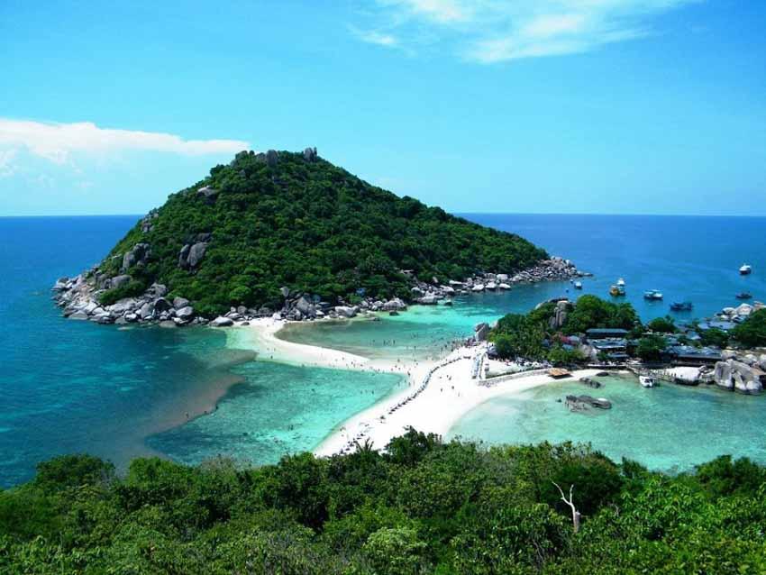 Những địa điểm du lịch đẹp nhất Châu Á ai yêu thích 'đu đưa' - 1