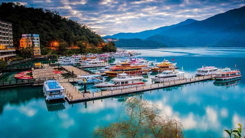 Những địa điểm du lịch đẹp nhất Châu Á ai yêu thích 'đu đưa' - 2