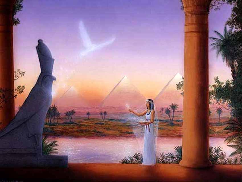 Chuyện về người phụ nữ tự nhận là tình nhân của Pharaoh Seti đệ nhất - 2