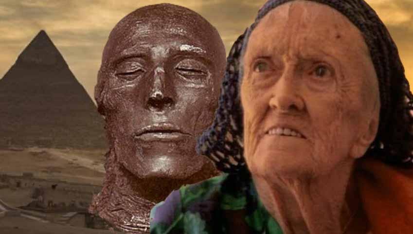 Chuyện về người phụ nữ tự nhận là tình nhân của Pharaoh Seti đệ nhất - 3
