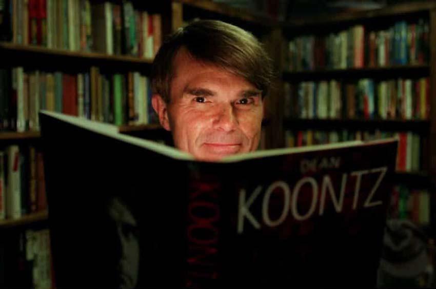 Cuốn tiểu thuyết của Dean Koontz đầy nắng Đôi mắt của bóng tối