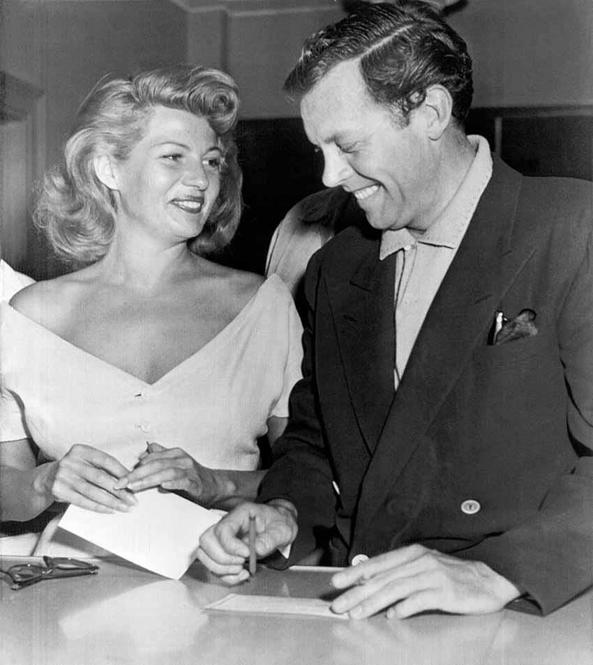 Rita Hayworth, 'nữ thần tình ái' và những cuộc hôn nhân đầy thất vọng - 7