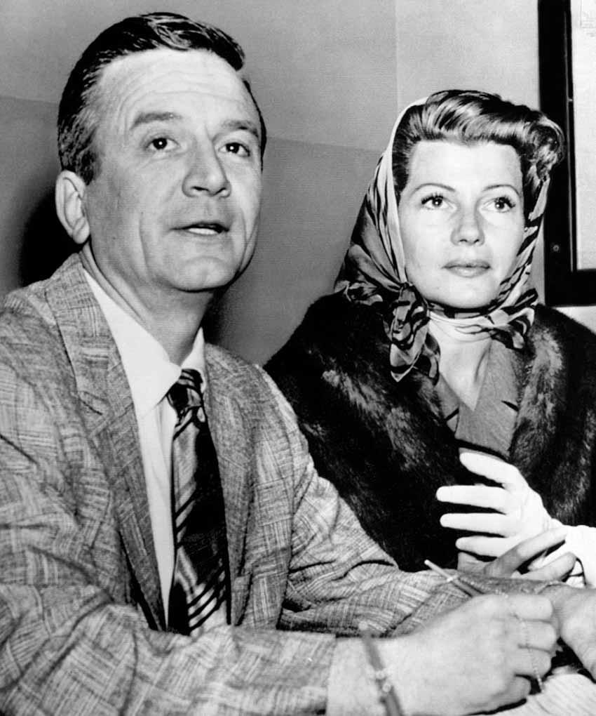 Rita Hayworth, 'nữ thần tình ái' và những cuộc hôn nhân đầy thất vọng - 8