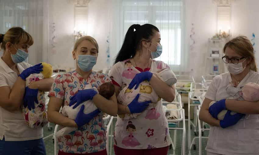 Bùng nổ 'dịch vụ mang thai hộ' ở Ukraine - 3
