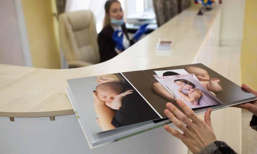 Bùng nổ 'dịch vụ mang thai hộ' ở Ukraine - 4