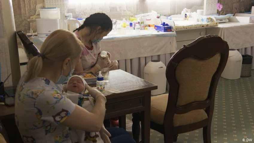Bùng nổ 'dịch vụ mang thai hộ' ở Ukraine - 11