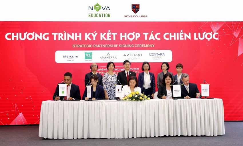 Nova Group ra mắt hệ thống Nova Education, riêng hệ cao đẳng sẽ tuyển sinh ngay từ năm nay - 2