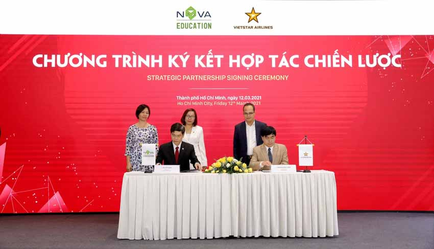 Nova Group ra mắt hệ thống Nova Education, riêng hệ cao đẳng sẽ tuyển sinh ngay từ năm nay - 3